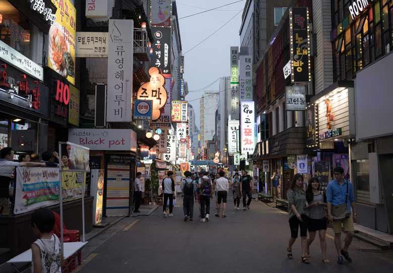 Seoul Street Original